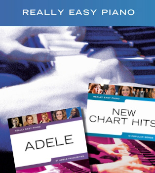 Really Easy Piano Sheets
