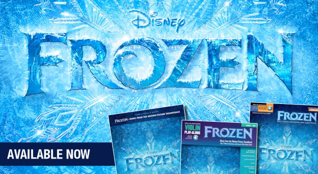 Disney Frozen Music Sheets