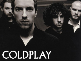 Coldplay Sheets